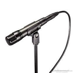 Audio Technica ATM650 Hypercardioid Dynamic Instrument Microphone