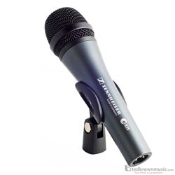Sennheiser E835 Dynamic Cardioid Live Performance Vocal Microphone