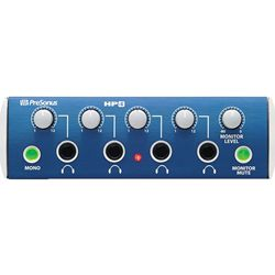 5eb8bcfd82b Ted Brown Music - PreSonus HP4 4-Channel Compact Headphone Amplifier