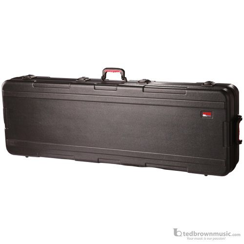 Gator Case Keyboard ATA Series 88 Note with TSA Latches Slim XL GKPE-88LXL-TSA