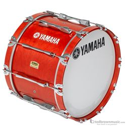 "Yamaha Bass Drum Marching 16"" MB8216"