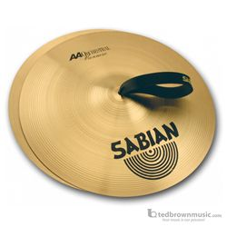 "Sabian 21820 18"" Viennese Orchestral AA Series Cymbal (Pair)"
