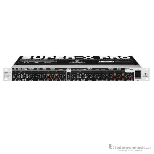 Behringer CX3400 Super-X Professional Crossover