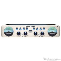 PreSonus Bluetube DP Stereo Dual Path Microphone And Instrument Preamplifier