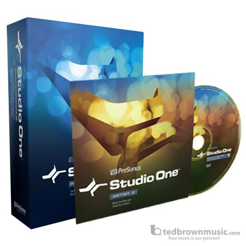 Presonus Software Studio One Artist To Professional Upgrade (Digital Download)