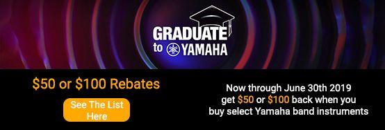 Graduate To Yamaha